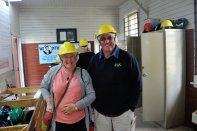 A tour of the Historic Wonthaggi Coal Mine was in order.